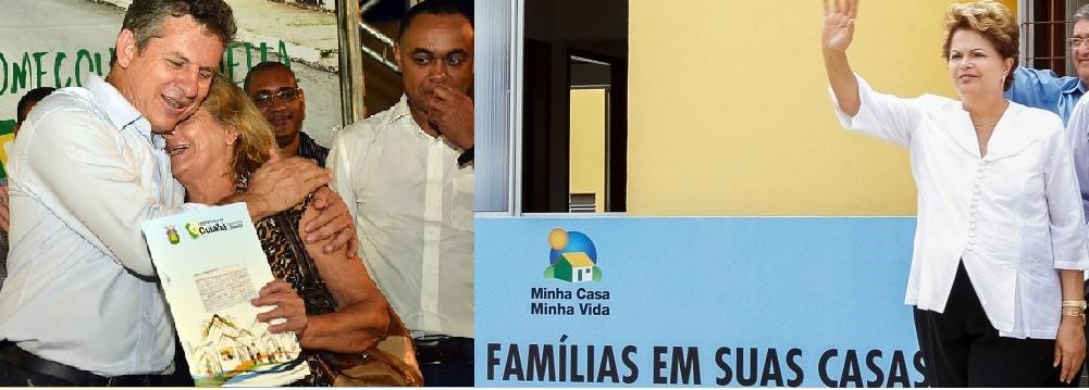 Sempre desconcentrando o poder, o Governo Federal distribui os recursos e garante que seus programas sociais sejam gerenciados, de forma descentralizada, por prefeitos municipais, como Mauro Mendes em Cuiabá.  A crise não parou o Brasil