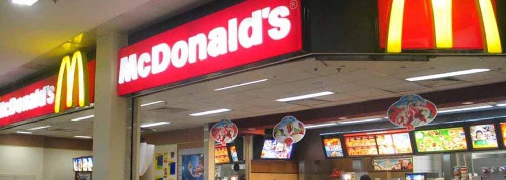 mcdonalds sob protesto mundial de trabalhadores na pagina do enock