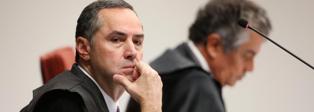 LUIS ROBERTO BARROSO STF NA PAGINA DO E