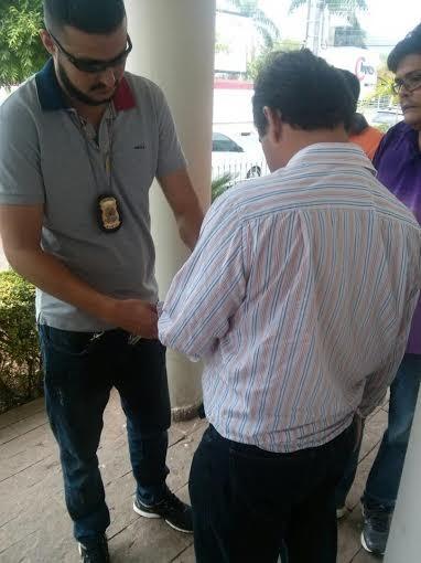 PEDRO RIBEIRO PRESO NA PAGINA DO E2