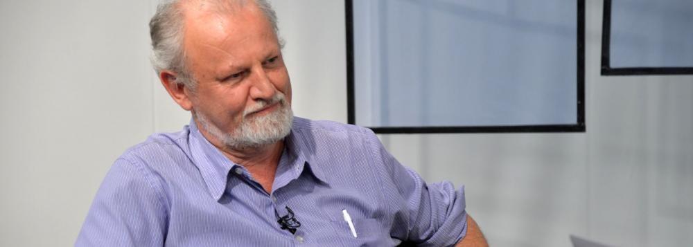 João Pedro Stédile, economista, militante do Movimento dos Trabalhadores Sem Terra