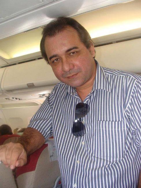 Pedro Ribeiro, jornalista preso