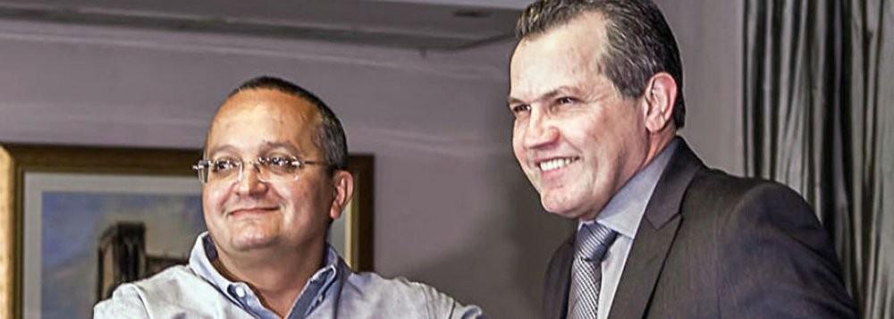 Pedro Taques e Silval Barbosa: cada vez mais parecidos na hora de tomar decisões