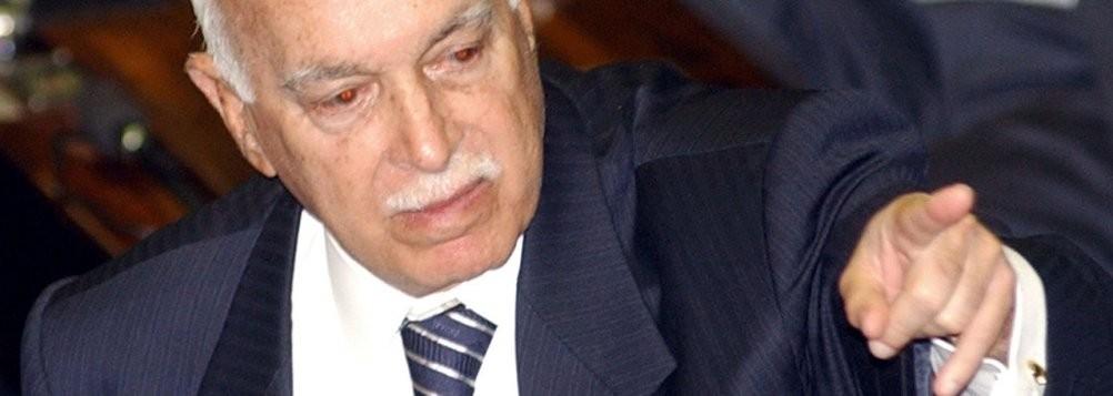 Antonio Carlos Magalhães, o cacique baiano ACM, já falecido