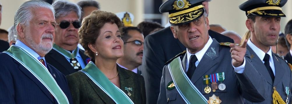 A presidenta Dilma com Jaques Wagner