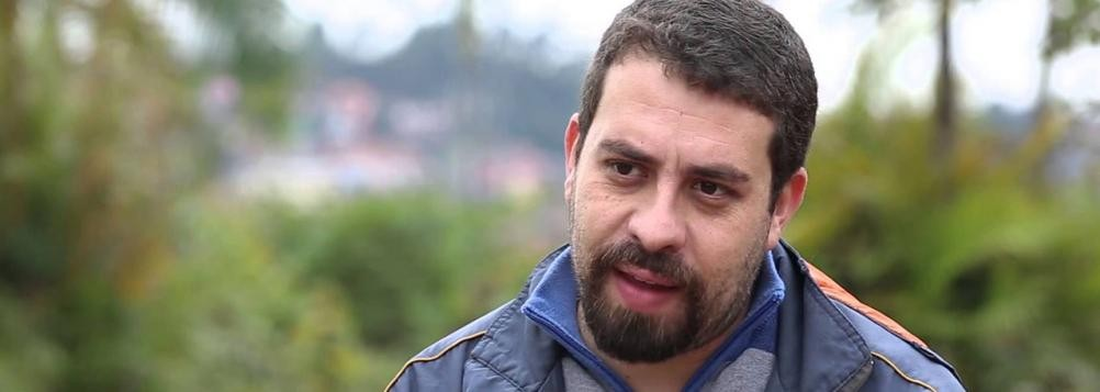 GUILHERME BOULOS NA PAGINA DO E