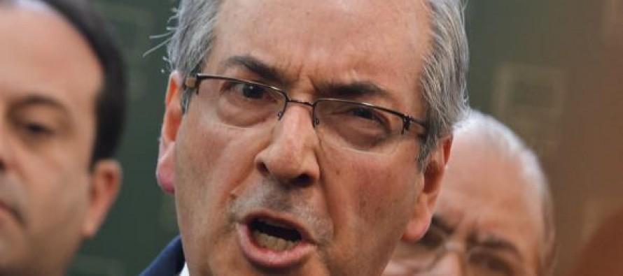Eduardo Cunha, presidente da Câmara Federal