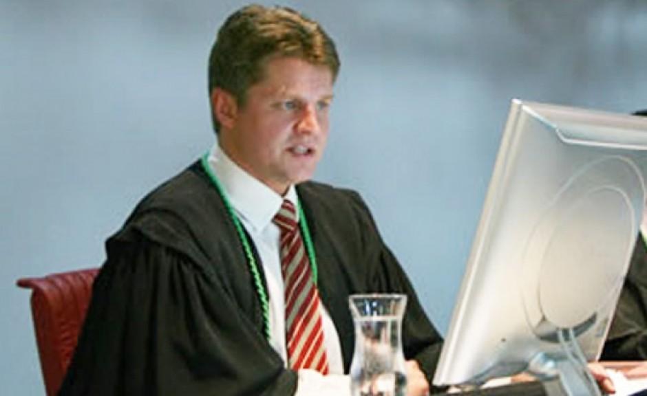 Paulo Brescovici, juiz do Trabalho