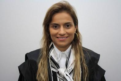 Vanessa Perenha, juíza federal em Cuiabá, Mato Grosso