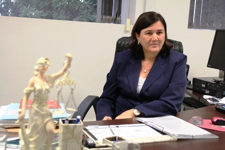 Helena Bezerra, juíza