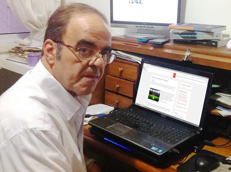 Marcelo Auler, jornalista e blogueiro
