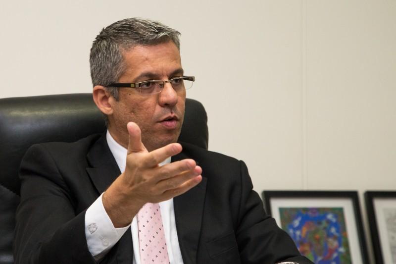 Maurício Aude, advogado