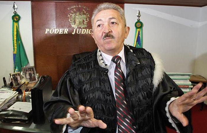 Edvaldo Moura, desembargador