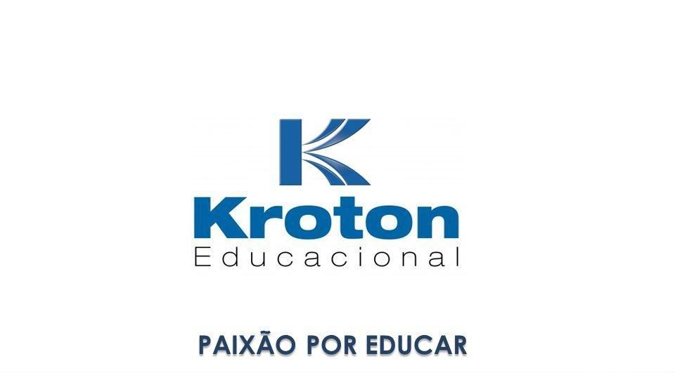 kroton educacional na pagina do enock