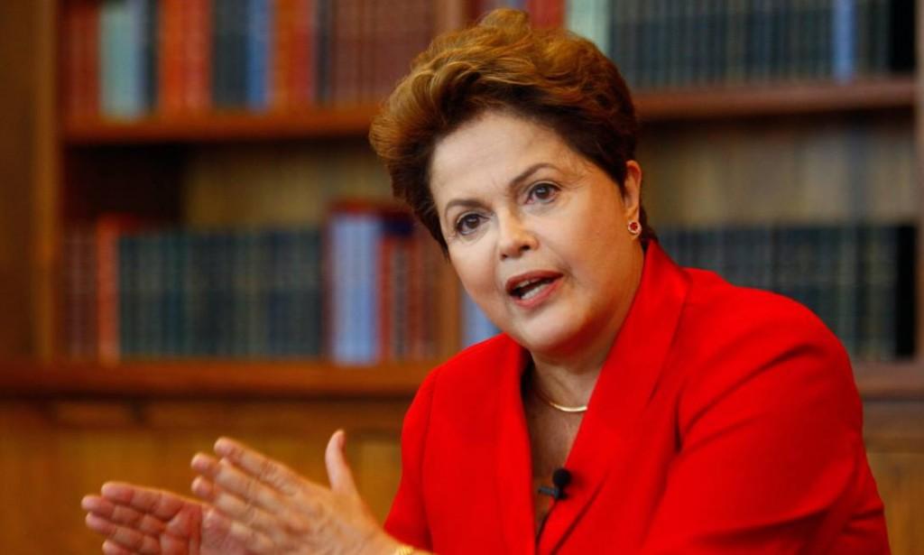 Dilma Roussef, economista e presidente do Brasil