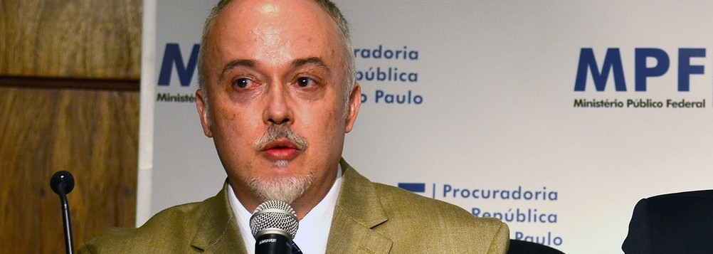 Carlos Fernando Lima, procurador da República
