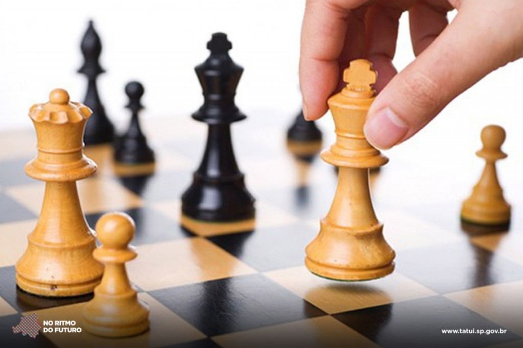 lance no tabuleiro de xadrez na pagina do e