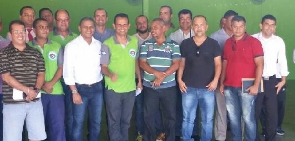 Reunião de lideranças dos militares definiu projeto político eleitoral