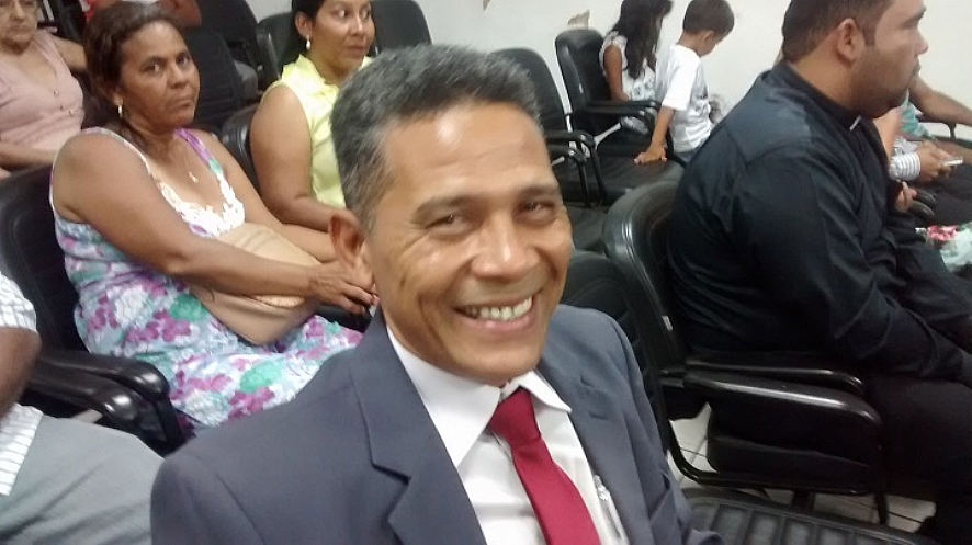 Nilo Campos, vereador do DEM em VG
