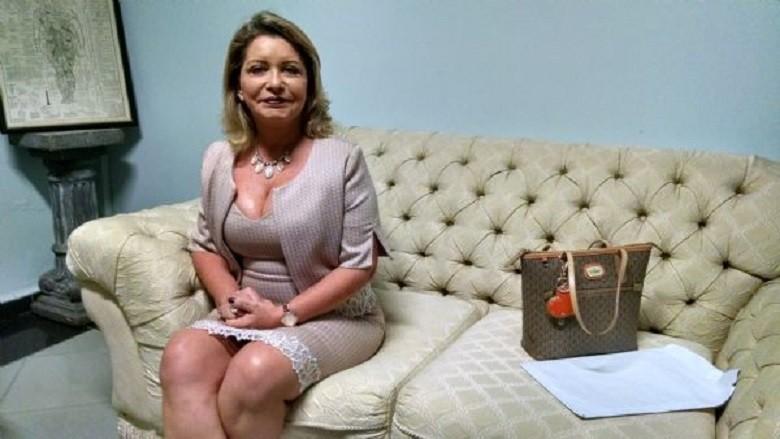 Selma Arruda, juíza em Cuiabá