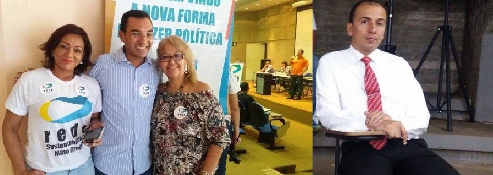 Renato Santana não foi convidado mas o Mauro Lara, do PSOL, foi. Isso revolta o candidato da Rede