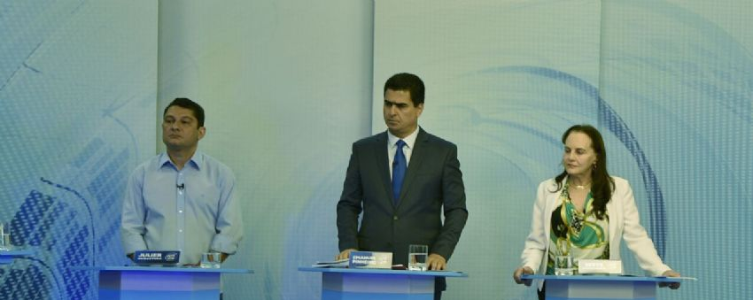 DEBATE NA TV DA GAZETA NA PAGINA DO E