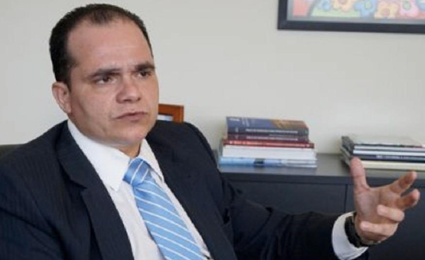 Advogado Leonardo Campos, presidente da OAB-MT